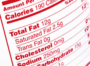 calorie-weight-loss-label
